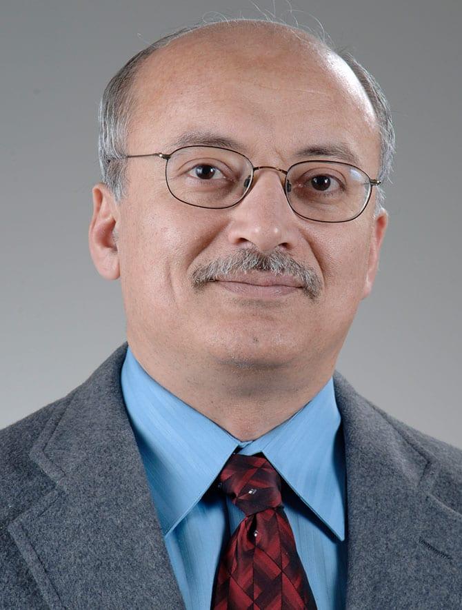 Munier M.S. Nazzal, MD, FRCS, FACS