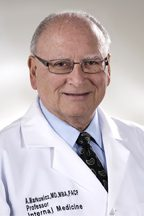 photo of Allen Markowicz, MD, FACP, MBA
