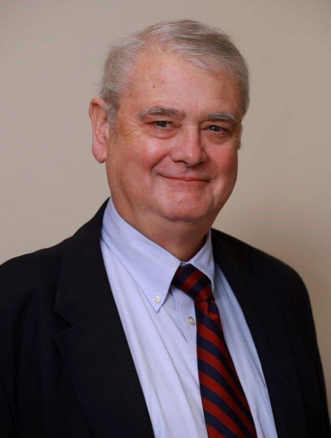 photo of A. John McSweeny, J.D.,Ph.D.