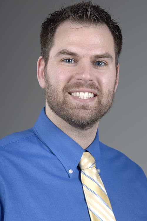 photo of Benjamin Tobias, PA-C
