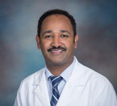 photo of Abed Kanzy, MD, ABDOM