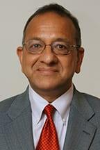 photo of Shashi Bhatt, MD, FRCA
