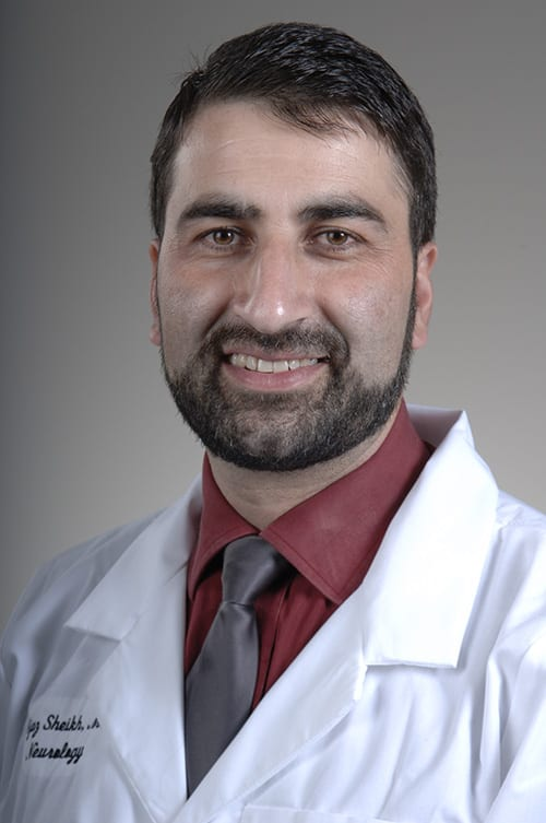 photo of Ajaz Sheikh, MD