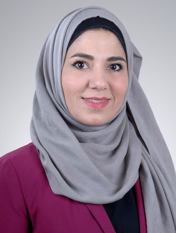 photo of Amna Al-Tkrit, MD
