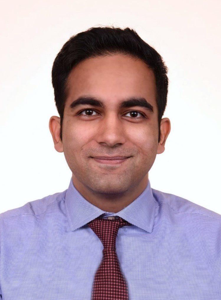 photo of Manesh Gangwani, MD